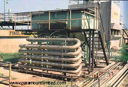 Coiled Pipe Floculattor