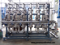 Membrane based Oil Water Separators